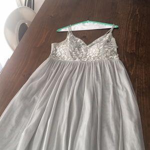BHLDN bridesmaid dress US 16